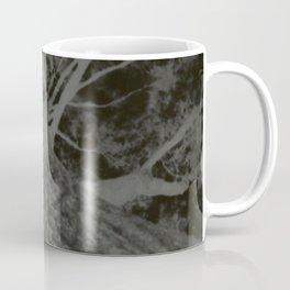 Pinhole Tree Negative Coffee Mug
