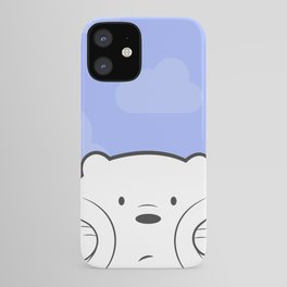Ice Bear is funny iPhone Case