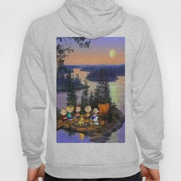 Snoopy and Friend Hoody