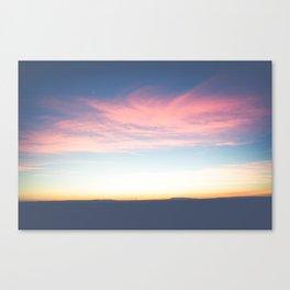 Marfa Lights Canvas Print