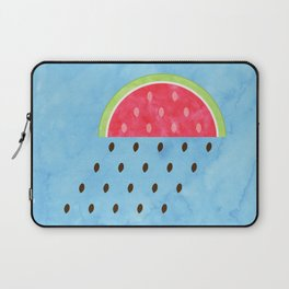 Watermelon Rain Laptop Sleeve