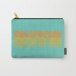 Seasons K Designs California Sunset Fade Carry-All Pouch