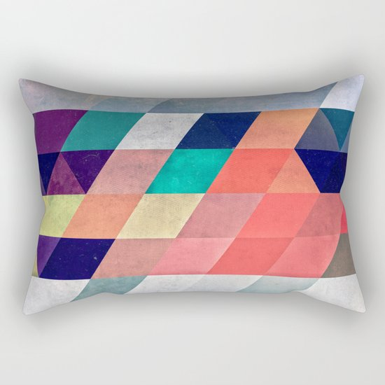 Myxy Rectangular Pillow