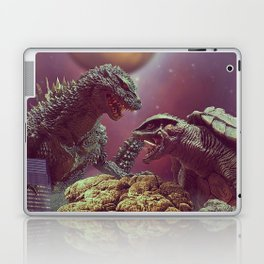 Godzilla VS Gamora  Laptop & iPad Skin