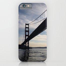 Golden Gate Bridge - City of San Francisco iPhone Case