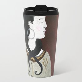 Winter Walk Travel Mug