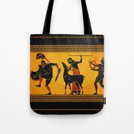 Ancient Greece Tote Bag