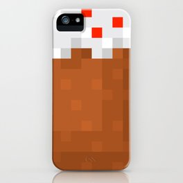 MineCake iPhone Case