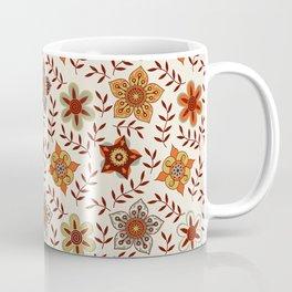Flower Mix Repeat Coffee Mug