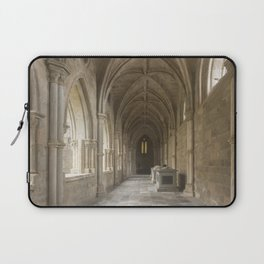 Cloisters of Évora Cathedral Laptop Sleeve