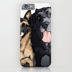 Two Dogs Slim Case iPhone 6s