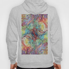 Abstract Marble 07 Hoody