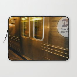 New York City subway Laptop Sleeve