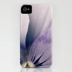 Blinking Violet iPhone (4, 4s) Slim Case