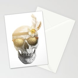 "Mortem in Gloria ""Ati"" Stationery Cards"