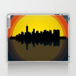 New York under the sun Laptop & iPad Skin