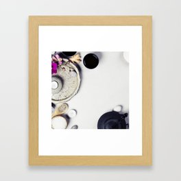 spa background Framed Art Print