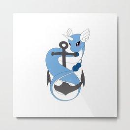 Dragonair Metal Print
