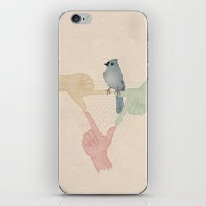 The Point iPhone & iPod Skin