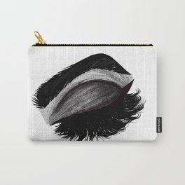 Grunge Eyelashes Carry-All Pouch