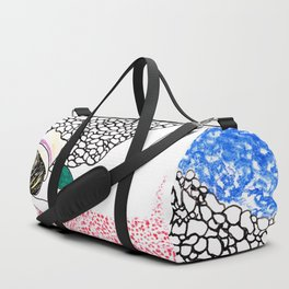 on vacation Duffle Bag