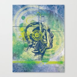 headspin Canvas Print