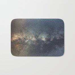 Portrait of a Galaxy Bath Mat