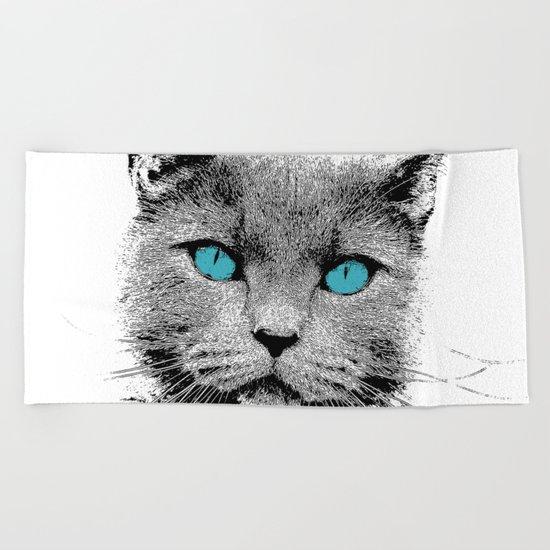 CAT 2 Beach Towel