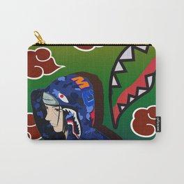 Itachi Akatsuki Bape Carry-All Pouch