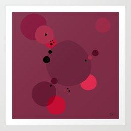 Wish, pattern 02 Art Print