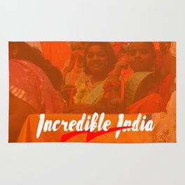 Incredible India Rug