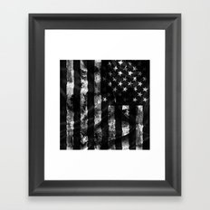 The State of the Union Framed Art Print