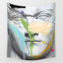 Composition 463 Wall Tapestry