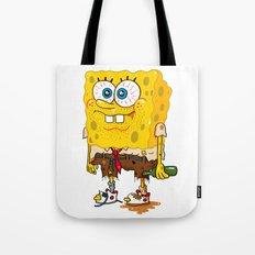 SpongeSlob DirtyPants Tote Bag