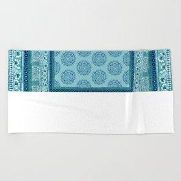 Mya Square Beach Towel