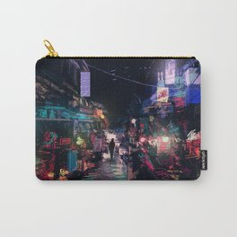 Blues of the Night Carry-All Pouch