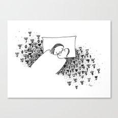 Our Little World Canvas Print
