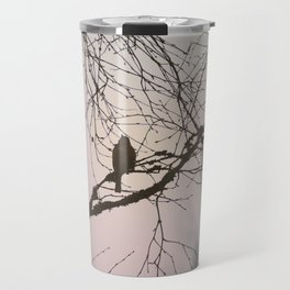 Bird and branches Travel Mug