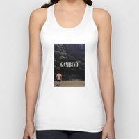 childish gambino Tank Tops featuring Childish Gambino by blakethewizz