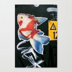 Fisk Canvas Print