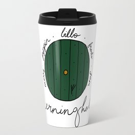 North Farthing Folk Travel Mug