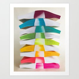 Post-It Modern Art Print