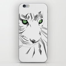 Tiger's  Soul iPhone & iPod Skin