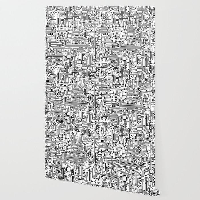 Circuit Board Wallpaper