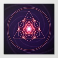 Astral Exploration Canvas Print