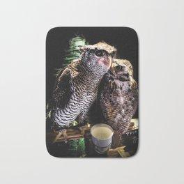 Avian Allies Bath Mat