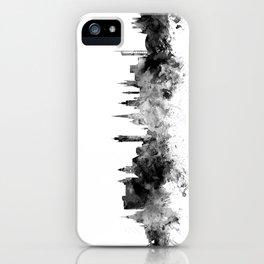 Glasgow Scotland Skyline iPhone Case