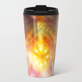 Extra Sensory Perceptions Travel Mug