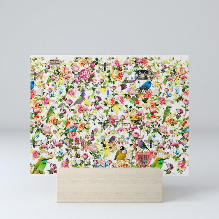 Hello Summer 2 Mini Art Print