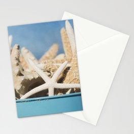 Bucket Full os Starfish Stationery Cards